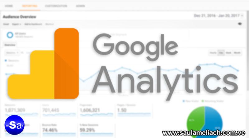 Google Analytics y sus objetivos ¿Cómo usarlos?