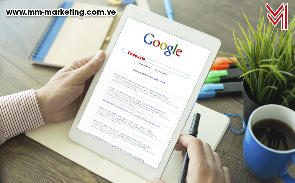 google - podcasts - mm - marketing