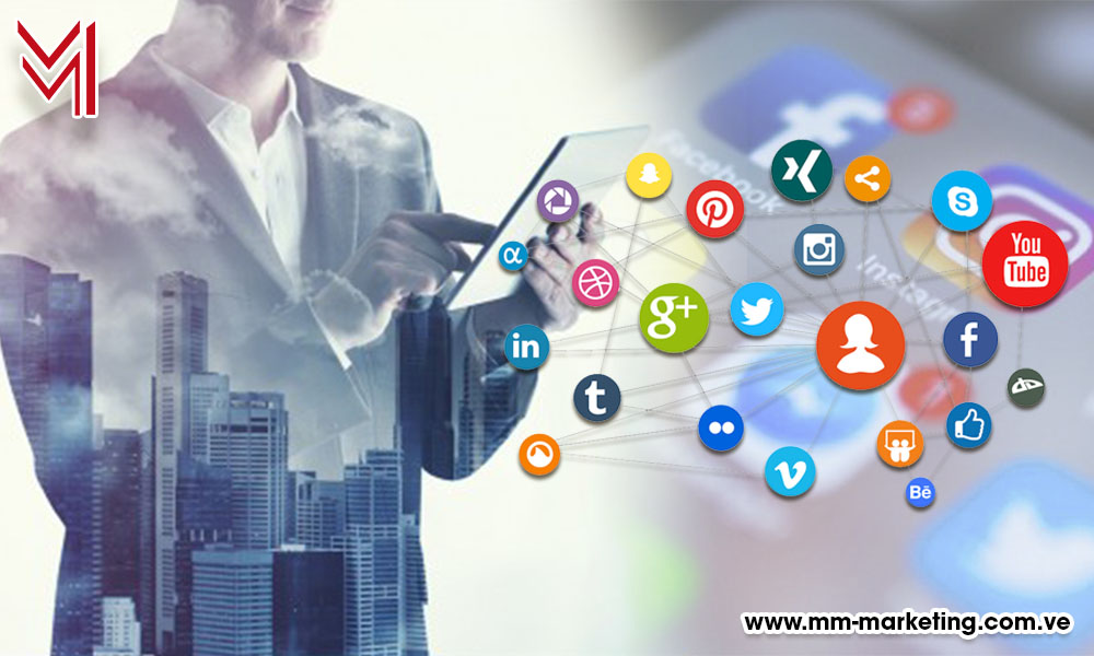 marketing en redes sociales marca - MM-Marketing