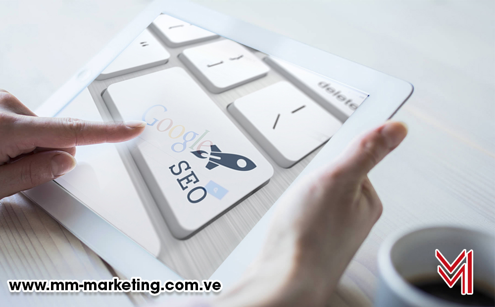 posicionamiento seo negocio - mm-marketing