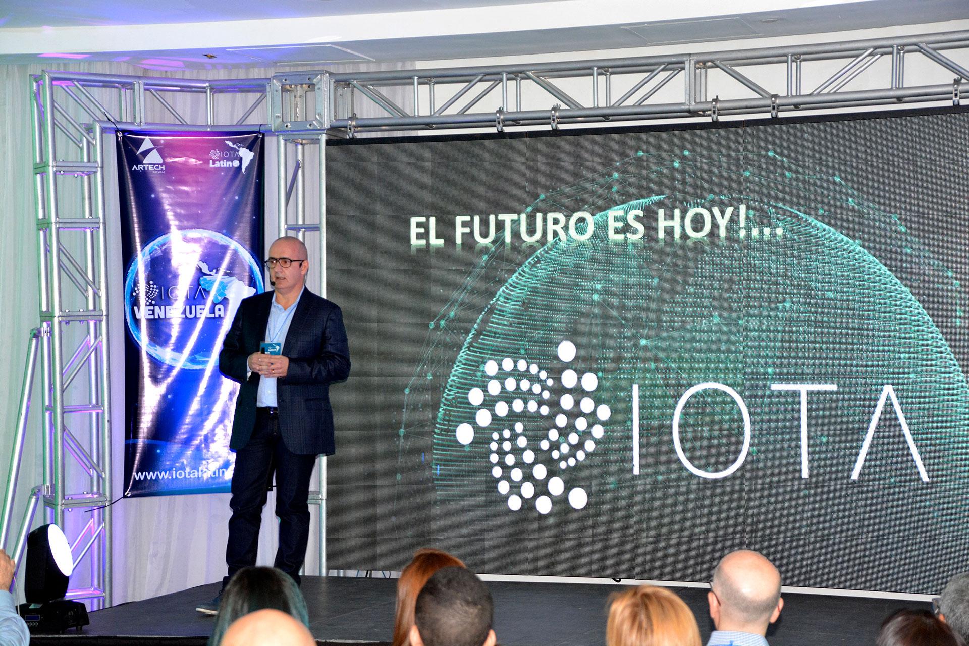 primer meetup IOTA Latino 3