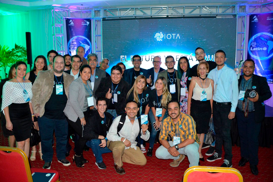 primer meetup IOTA Latino 4