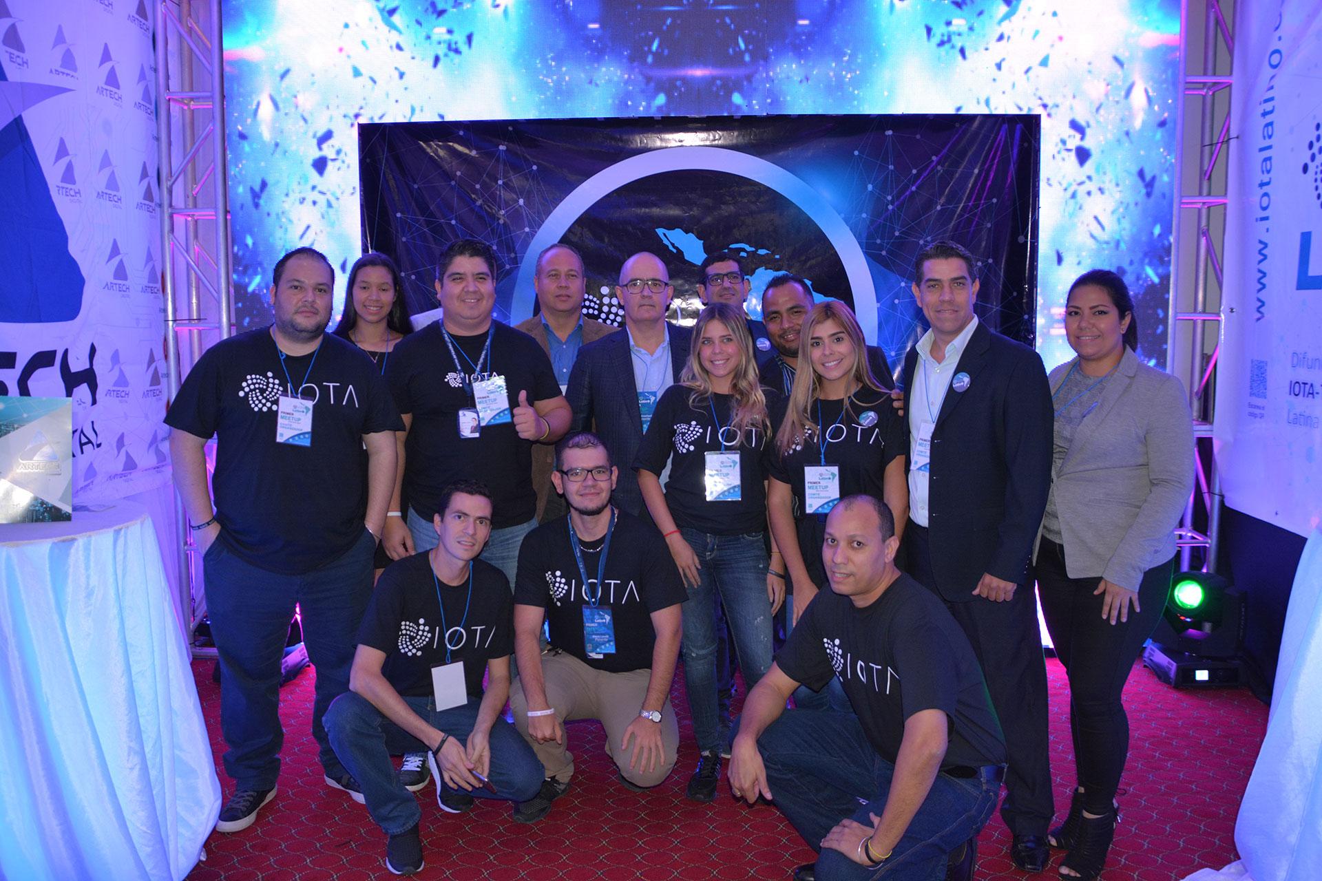 IOTA Latino Primer Meetup