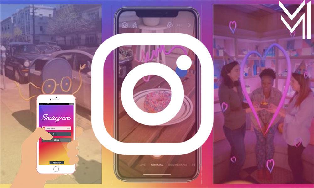 instagram efectos
