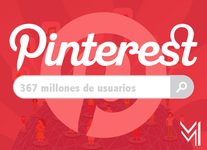 367 millones de usuarios en Pinterest - mm marketing