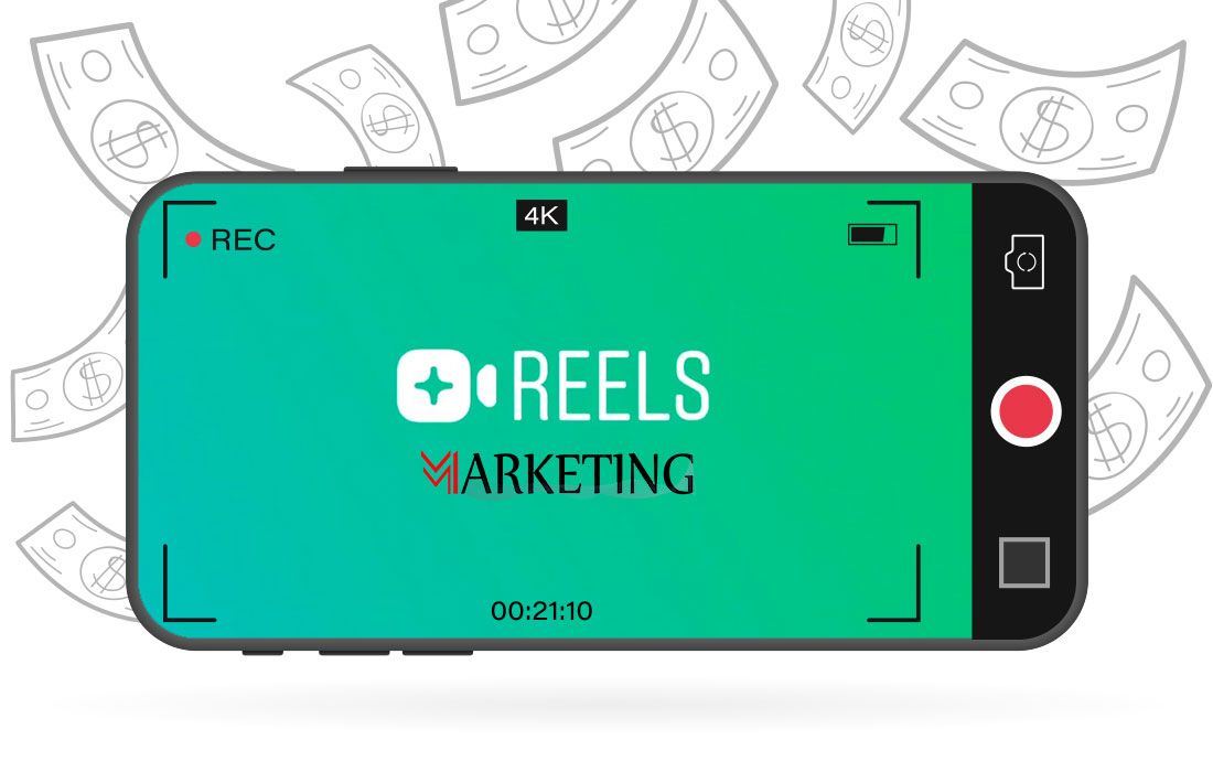 Instagram Reels para emprendedores - MM Marketing