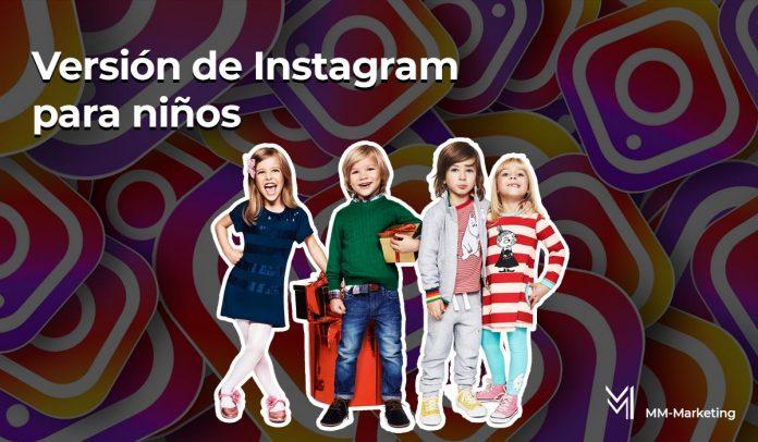 Instagram para niños - mm-marketing