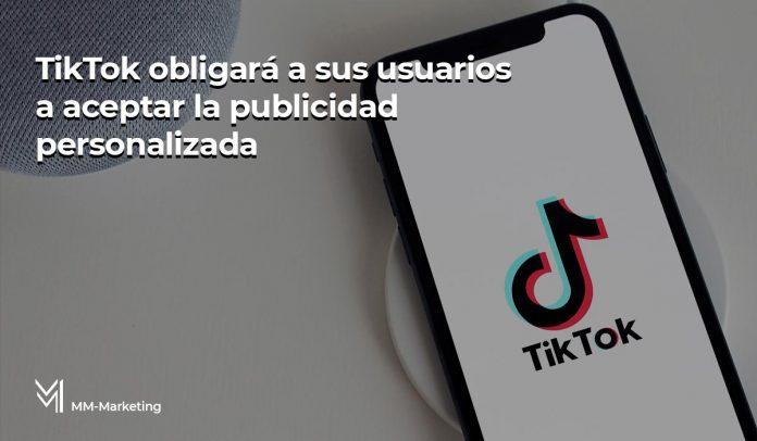 personalización publicitaria en TikTok - mm-marketing