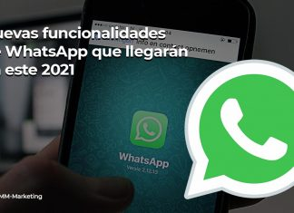Nuevas funcionalidades de WhatsApp - mm-marketing
